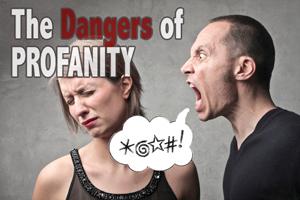 dangers of profanity workshop